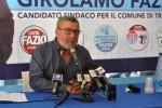 """Trapani, Fazio resta al ballottaggio con Savona: """"Ma se sarò eletto rinuncerò alla carica"""""""
