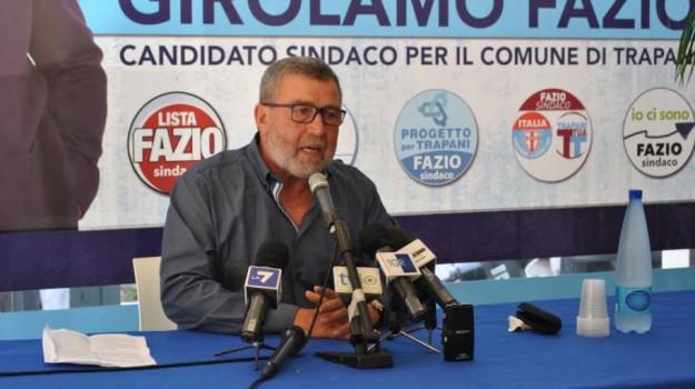 Ballottaggio a Trapani, Girolamo Fazio, Trapani, Politica