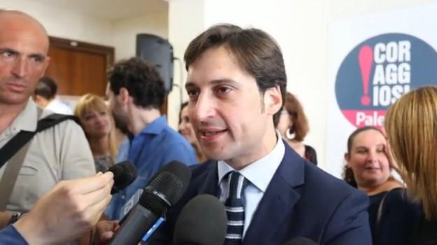 hotspot palermo, Fabrizio Ferrandelli, Palermo, Politica