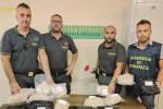 In auto con 22 chili di droga, arrestato a Pozzallo