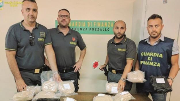 droga pozzallo, Ragusa, Cronaca
