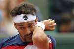 Tennis, Fognini cede a Wawrinka e Murray avanza