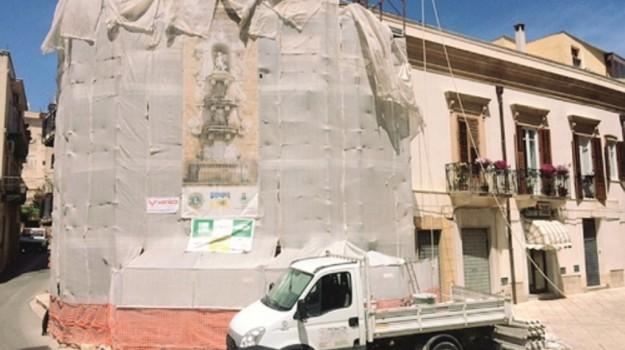 CASTELVETRANO, fontana della ninfa, Trapani, Cultura