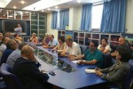 Forestali, i sindacati occupano la sala blu di Palazzo d'Orleans
