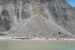 Agrigento, frana in contrada Drasy: i detriti sulla spiaggia dello Zingarello - Video