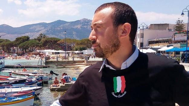 comunali a palermo, Lega Nord, noi con salvini, Alessandro Pagano, Francesco Vozza, Ismaele La Vardera, Matteo Salvini, Palermo, Politica