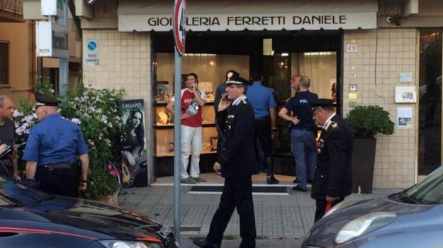 gioielleria, Pisa, rapina, rapinatore ucciso, Sicilia, Cronaca