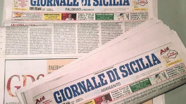 Giornalista aggredito, Palermo, Cronaca