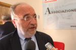 Palermo, il presidente della Fnsi in visita al Giardino della memoria - Video