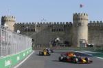 A Baku gara dalle mille emozioni: vince Ricciardo, Vettel quarto davanti a Hamilton