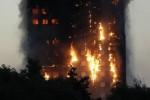 L'incendio di Londra, fiamme provocate da un frigorifero difettoso