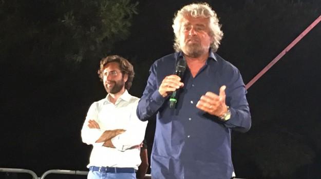 m5s sicilia, regionali sicilia, regionarie, Beppe Grillo, Sicilia, Politica