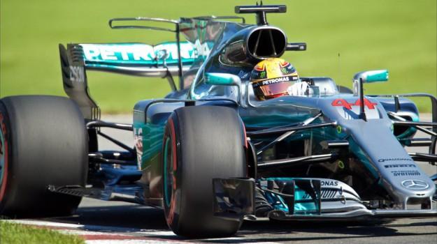 Gp d'Inghilterra, Lewis Hamilton, Sicilia, Sport