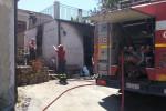 Alia, incendio nella casa di campagna di un consigliere comunale