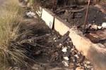 Incendio in via Centorbe a Palermo, danneggiata cabina dell'Amap, le immagini – Video