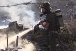 Autostrada chiusa, paura ad Erice: lo scirocco brucia la Sicilia occidentale