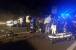 Scontro allo svincolo per Misilmeri: ferito un giovane, è grave. Tre incidenti in 2 giorni nel Palermitano