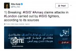 L'Isis rivendica gli attacchi di Londra. Nuovi arresti e perquisizioni: identificata la prima vittima