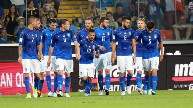 italia, mondiali, qualificazioni, Sicilia, Sport