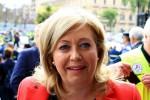 L'assessore regionale alla Funzione pubblica, Luisa Lantieri