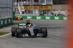 Gp Canada: dominio di Hamilton, Vettel rimonta e arriva quarto