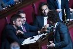 Legge elettorale, i deputati del M5s alla Camera - Ansa
