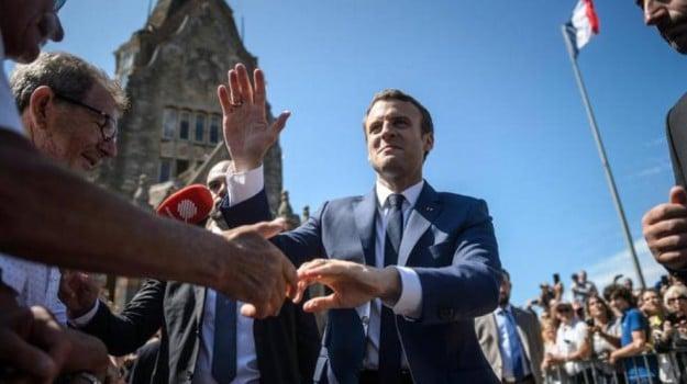 francia, Emmanuel Macron, Sicilia, Mondo