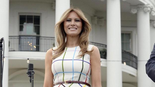 chirurgia plastica, first lady Usa, Stati Uniti, Melania Trump, Sicilia, Mondo