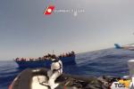 Migranti, in 673 sbarcano a Pozzallo: neonato morto nella traversata