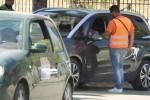 Siracusa, l'assalto dei parcheggiatori abusivi
