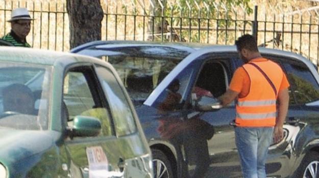 Parcheggiatore abusivo Siracusa, Siracusa, Cronaca