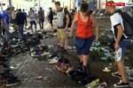 Esplode petardo, panico in piazza a Torino: mille feriti, bimbo gravissimo