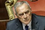 Grasso: ho detto no alla candidatura in Sicilia per motivi istituzionali