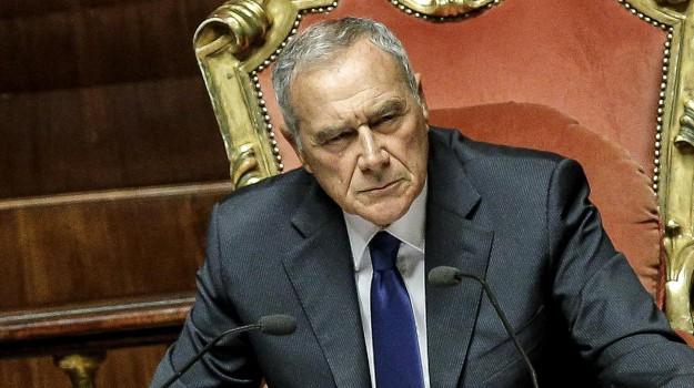 mafia, Giovanni Brusca, Pietro Grasso, Sicilia, Politica