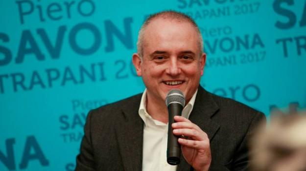 ballottaggi, elezioni trapani, Piero Savona, Trapani, Politica