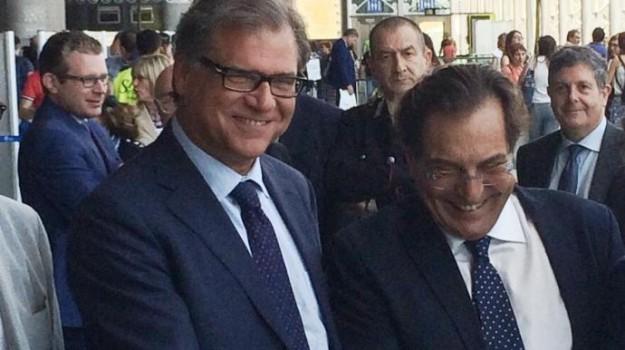 Giovanni Pistorio, Rosario Crocetta, Sicilia, Politica