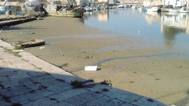 porto canale Mazara del Vallo, Trapani, Economia