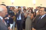 """Orlando proclamato sindaco, scherza durante la cerimonia: """"So come funziona..."""" - Video"""