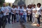Accenture, sciopero di 4 ore a Palermo: le immagini del sit in alla Tim - Video