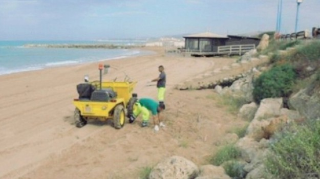 ambiente, rifiuti, San Leone, Agrigento, Cronaca