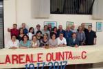 """Palermo, la """"Quinta G"""" si ritrova dopo 40 anni"""
