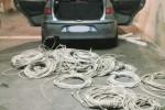 Tentato di rubare del rame alla stazione, tre arresti a Messina