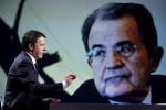 """Rivolta della sinistra contro Renzi, anche Prodi: """"Vuole che sposti la tenda più in là"""""""