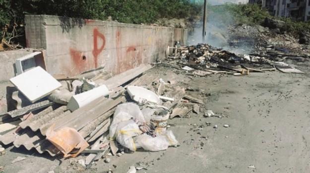rifiuti catania, Catania, Cronaca