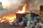 Palma di Montechiaro piena di rifiuti, cassonetti in fiamme