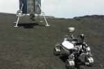 """""""L'Etna come Luna"""", l'agenzia spaziale tedesca sceglie il vulcano per testare i suoi robot"""