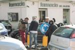 A Favara rimossa una rotonda: protesta