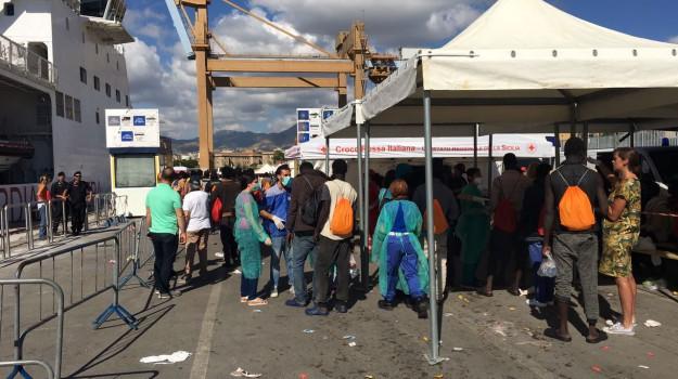 migranti, sbarchi, Sicilia, Palermo, Cronaca