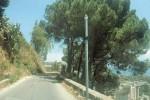 Spariscono due semafori nella notte: vandali in azione a Messina