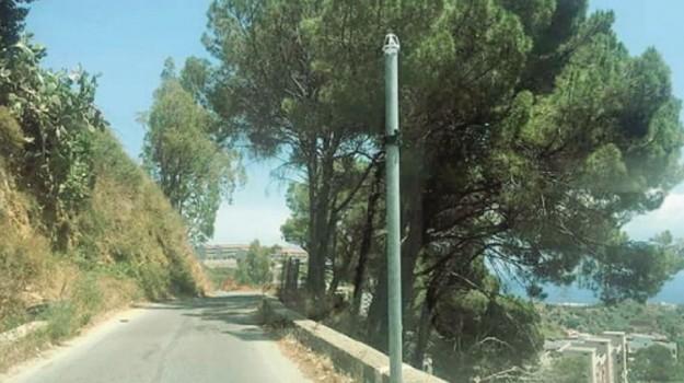 semafori, vandalismo, Messina, Cronaca